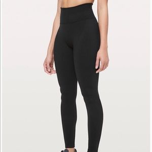 Lululemon - Keep The Heat Tights